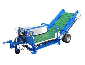 Bio Hopper afvalverwerkingsmachine