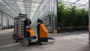 Betrac elektrotrekker | Berg Hortimotive
