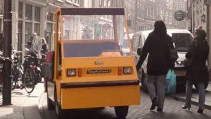 Elektrische platformwagen kopen