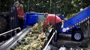 Bio Hopper XL tuinbouw