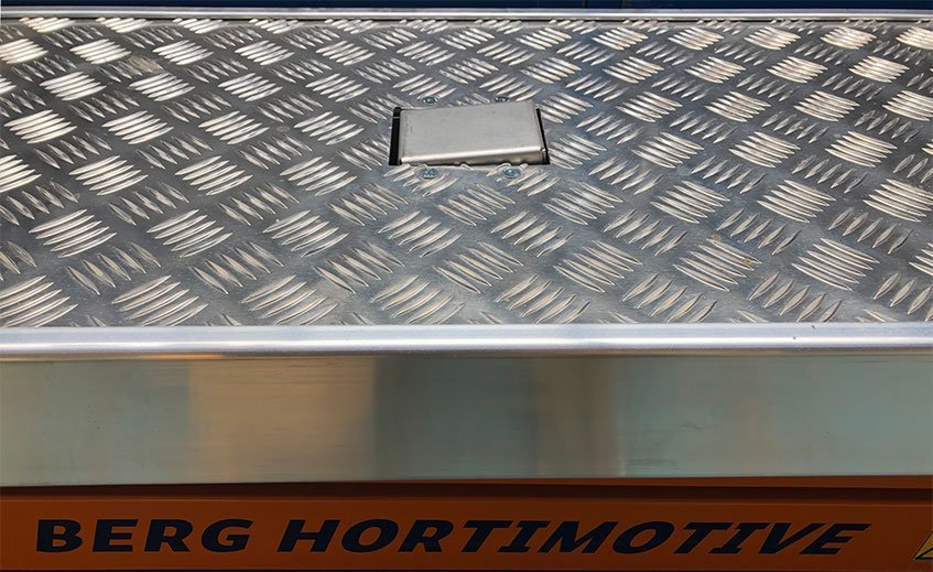 Berg Hortimotive foot pedal