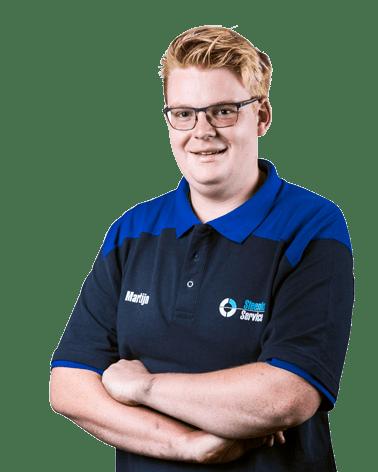 Martijn van Koppen | Steenks Service