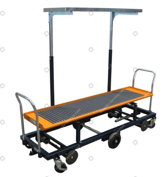 Transportwagens / Oogstwagens